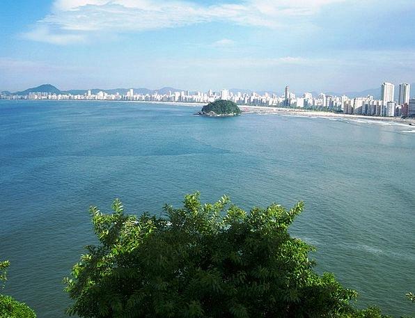 Mar Deface Blue São Vicente Sky Skyline Fullness L