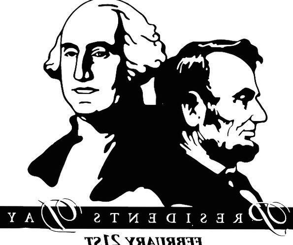 Abraham George Lincoln Symbol Washington America P