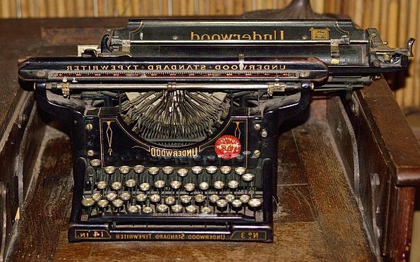 Underwood Office Workplace Typewriter Equipment Ge