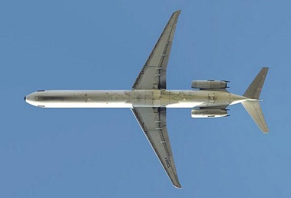Airliner Traffic Airplane Transportation Alitalia