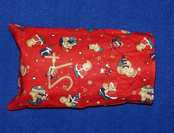 Christmas Calendar Basket December Bag 24 Number C