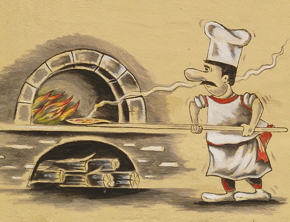 Pizza Maker Pizza Oven Pizzeria Wood Fired Pizzas