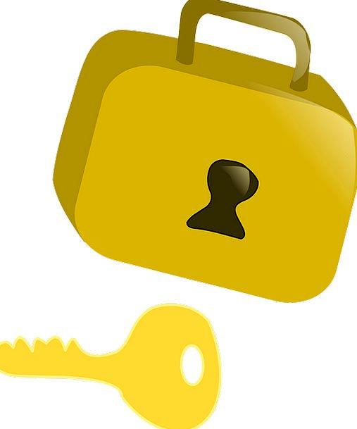 Padlock Lock Locker Storeroom Security Key Locks H