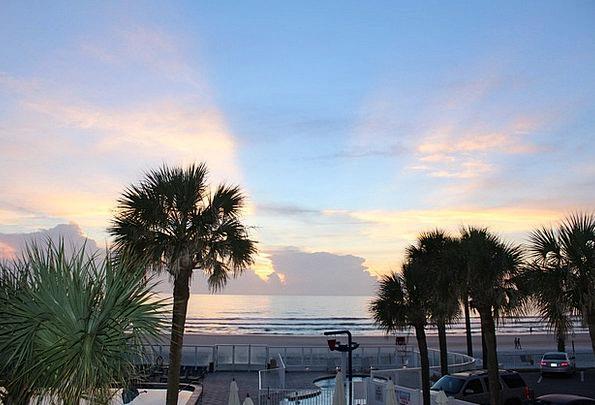 Sunrise Dawn Vacation Holiday Travel Ocean Marine