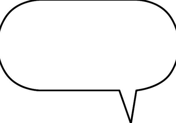 Speech Language Inflatable Text Manuscript Balloon
