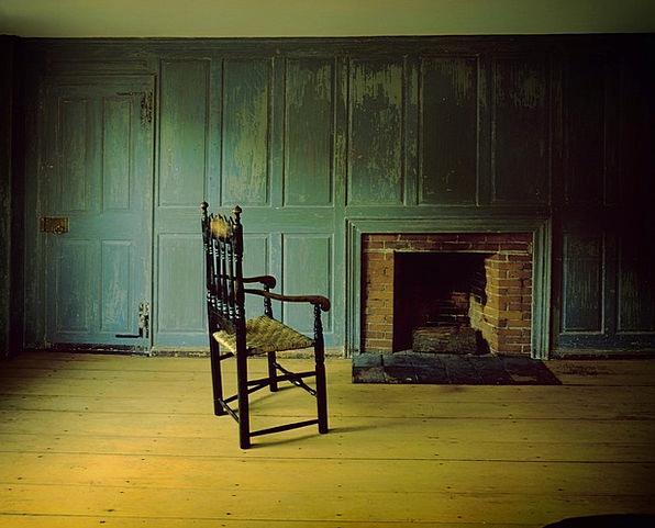 Tavern Inn Hearth Abandoned Wild Fireplace Wicker