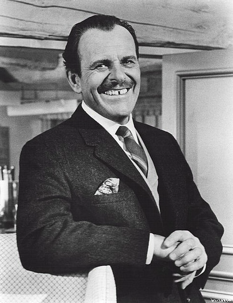 Terry Thomas Comedian Comic British Stage Actor Pe