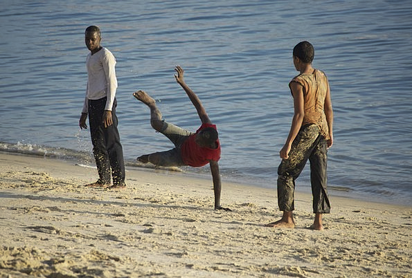 Capoeira Vacation Travel Young People Younger gene