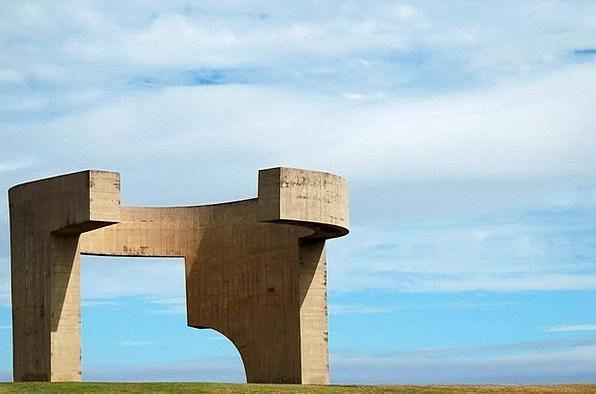 Gijón Buildings Architecture Art Painting Asturias