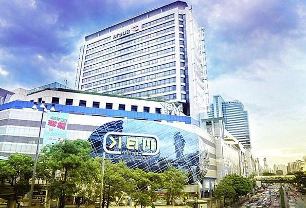 Mbk Center Buildings Architecture Thailand Bangkok