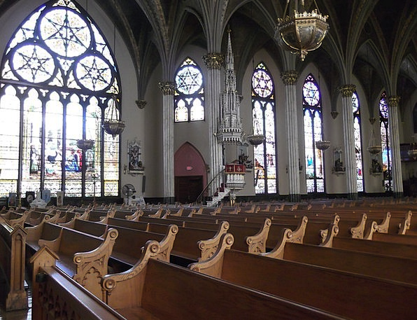 Church Ecclesiastical Wide-ranging Christian Catho