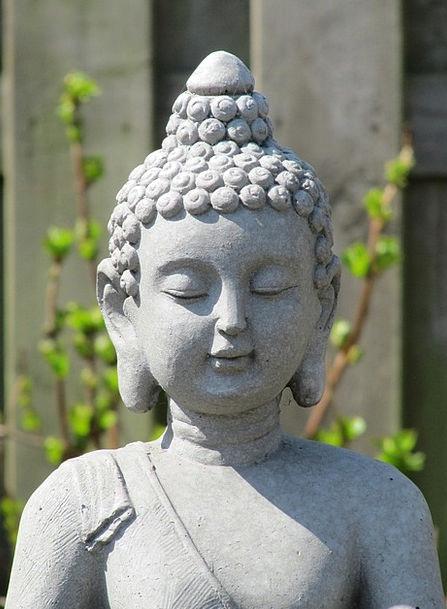 Buddha Thought Zen Meditation Peace Concord Asia C