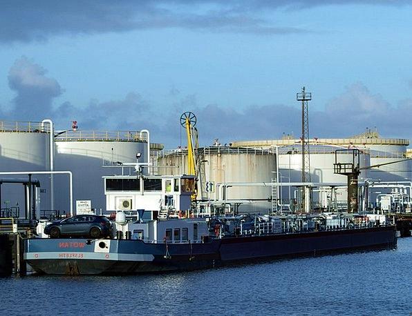 Wotan Craft Storage tower Industry Frachtschiff Si