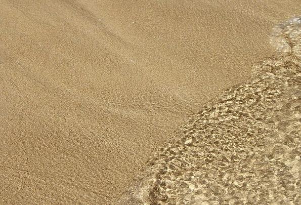 Sea Breeze Vacation Travel Breeze Waft White Sand