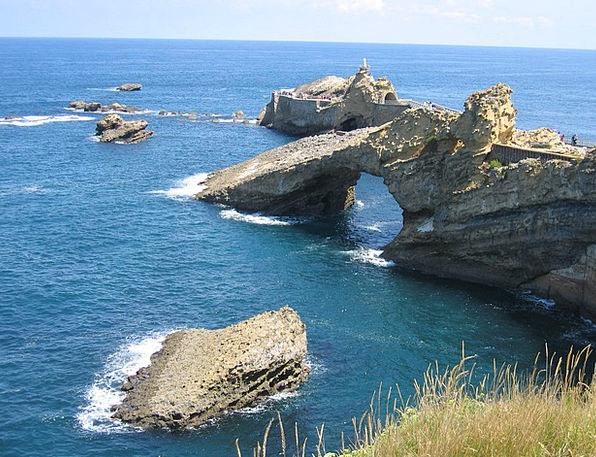 Atlantic Vacation Shore Travel Natural Gate Coast