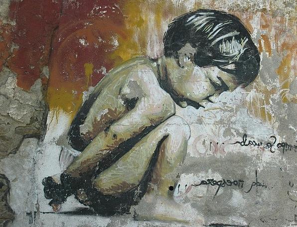 Graffiti Drawings Granada Graffiti From Little Boy
