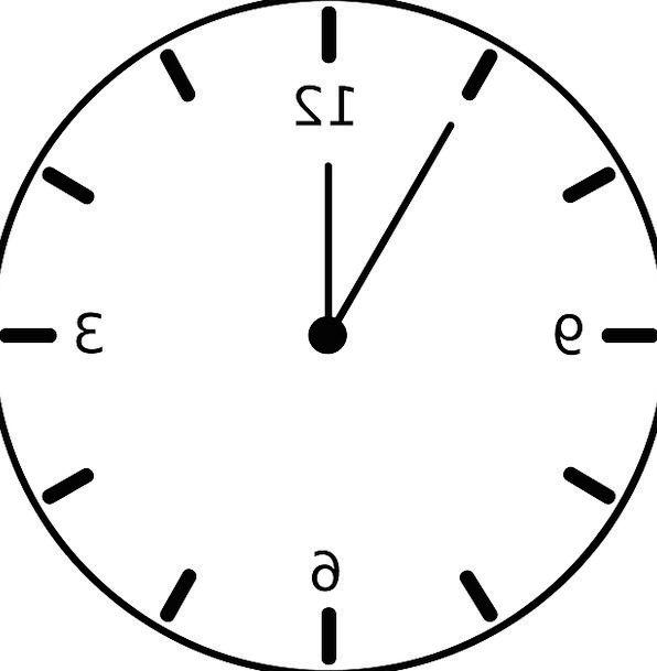 Clock Timepiece Regulator Face Expression Timer Ti