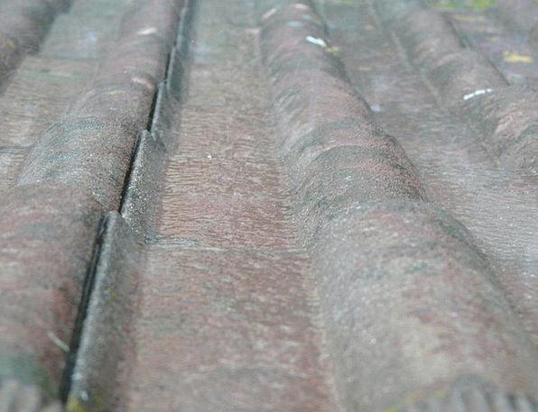 Wet Rainy Rooftop Drain Gutter Roof Rainstorm Drai