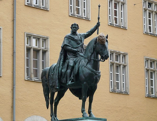 Ludwig I Buildings Architecture King Monarch Eques