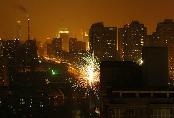 Fireworks Rockets Showpieces Explosion Bang Pyrote