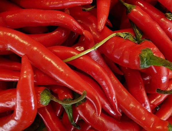 Pepperoni Drink Food Paprika Chili Vitamins Capsai