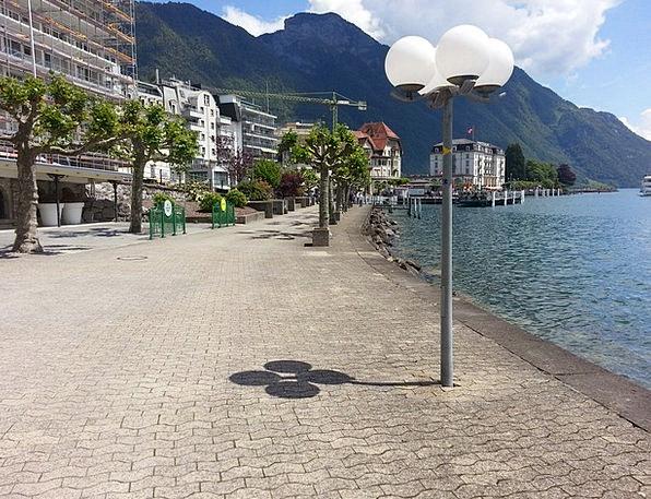 Promenade Walkway Understand Switzerland See