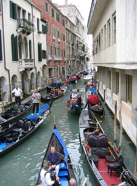 Venice Vacation Travel Traveling Itinerant Italy C