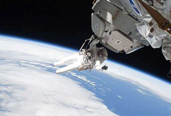 Astronaut Cosmonaut Space Walk International Space