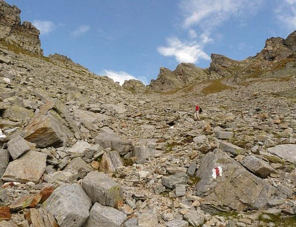 Hike Trek Landscapes Crag Nature Rock Pillar Mount