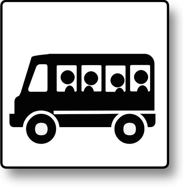 Schoolbus Traffic Transportation Bus Car City Bus