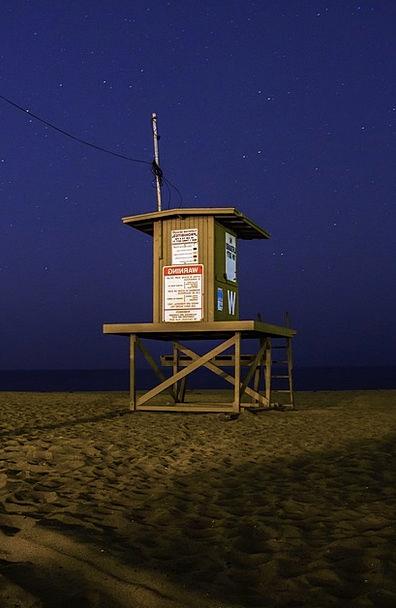 Lifeguard Lifesaver Vacation Seashore Travel Sand