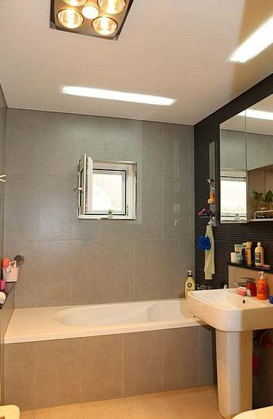 Homes For Sale Lavatory On Open Bathroom