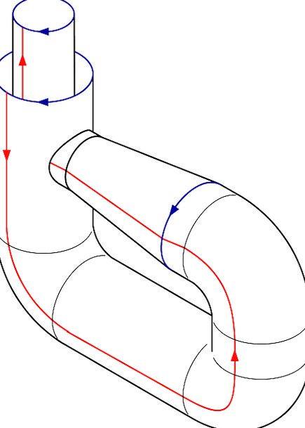 Tube Sanitation Drain Gutter Plumbing Free Vector