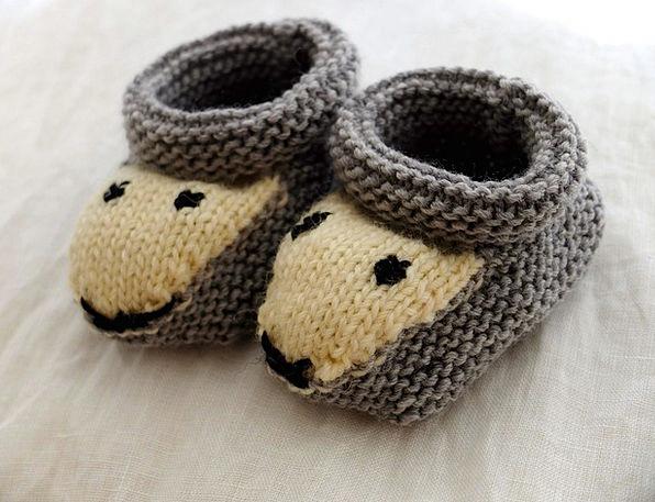 Shoes Craft Darling Industry Knitt Baby Wool Angor