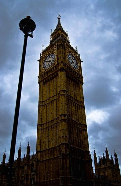 Big Ben Buildings Architecture Great Britain Londo