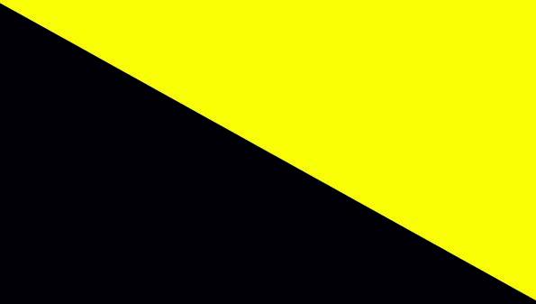 Anarcho-Capitalism Standard Anarcho Flag Black Cap