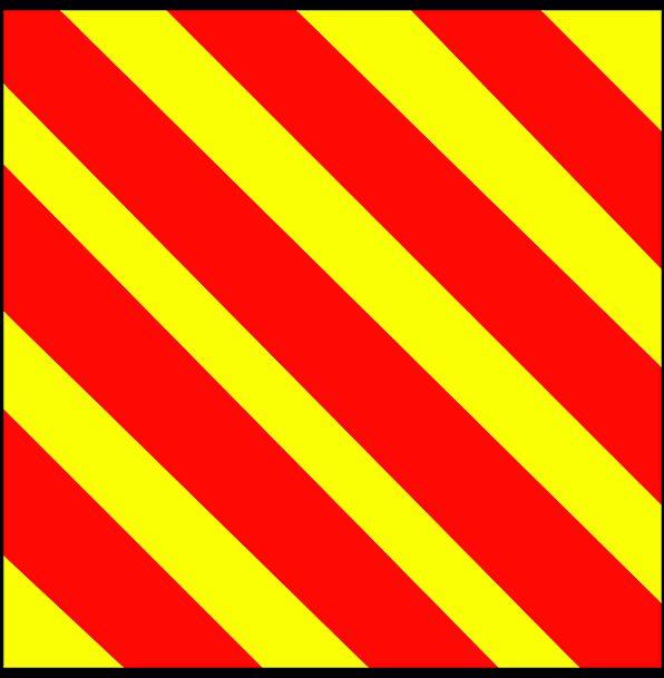 Signal Standard Nautical Flag Ics Maritime Y Symbo