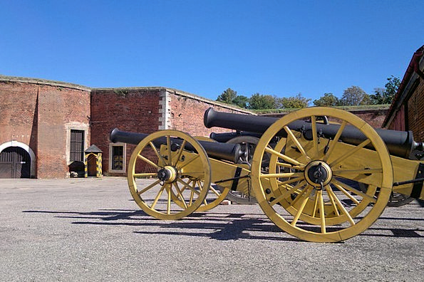 Bohemia Strength Forte Josefov Cannon Gun