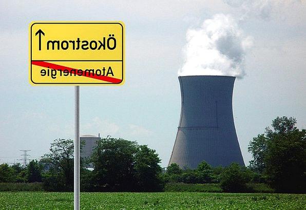 Energy Revolution Nuclear Power Eco Electricity Cu