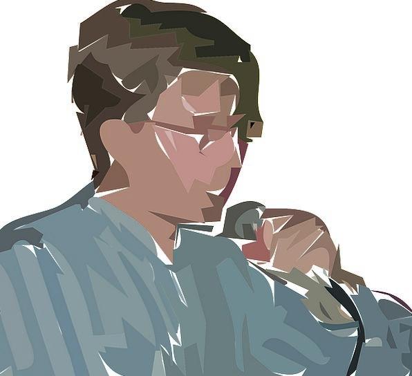 Man Gentleman Vocalist Singing Vocal Singer Free V