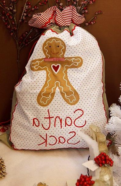 Christmas Holiday Break Gingerbread Gift Man Gentl