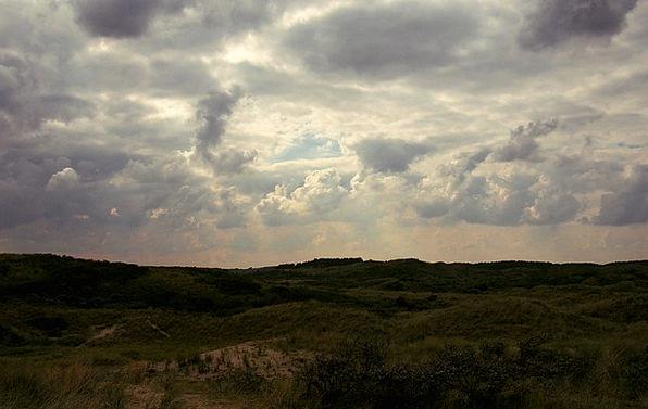 Sky Blue Landscapes Vapors Nature View Opinion Clo
