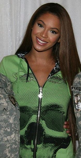 Beyonce Performer Singer Vocalist Entertainer Cele