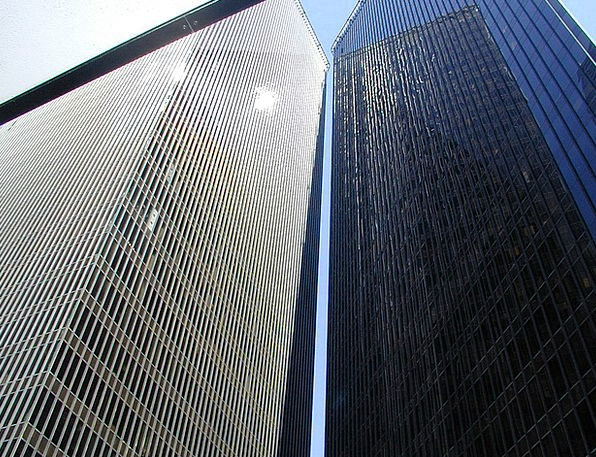 Skyscraper Tower Buildings Architecture Texas Hous