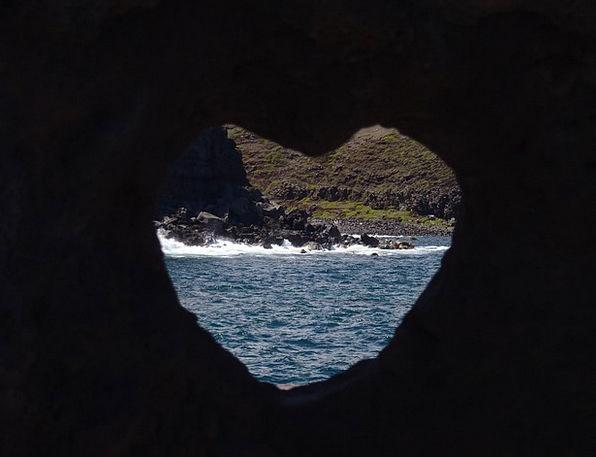 Heart Emotion Vacation Seashore Travel Maui Beach