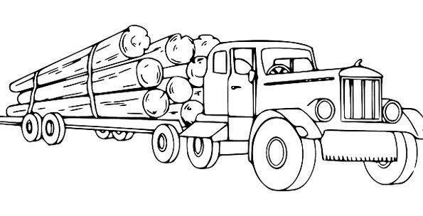 Logging Classification Hauling Logs Log Truck Lumb