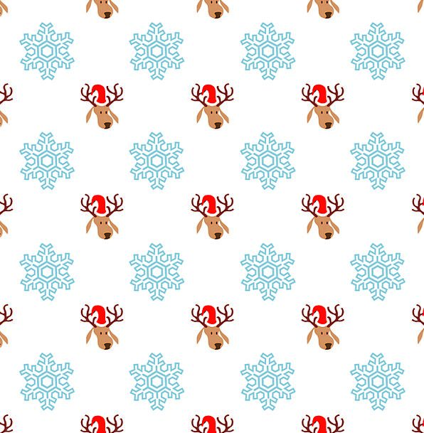 wrapping paper textures backgrounds reindeer chris