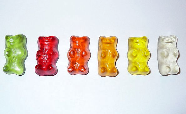 Gummi Bears Drink Food Bear Tolerate Fruit Gums Be