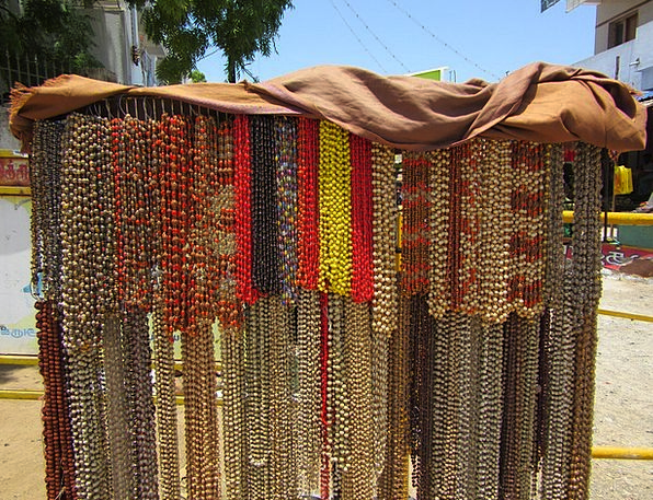 Hand Made Drops Street Vendor Beads Necklaces Jewe