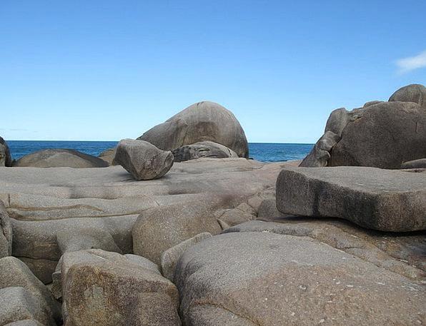 Rocks Pillars Landscapes Pillar Nature Stones Grav